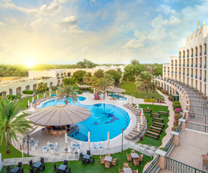 Win a Christmas Day brunch for two at Zest All Day Dining at Al Ain Rotana