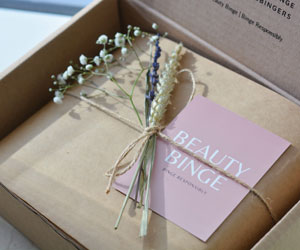 Win a Gift Hamper from Beauty Binge worth Dhs500