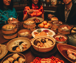 Win an All-Day Prosperity Feast for two at Dai Pai Dong