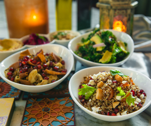 Win an iftar at Crescent Nights by EAT Catering worth over Dhs500