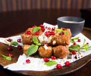 Win a Dhs250 delivery voucher from Hamilton's Gastropub