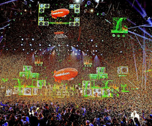 Win Tickets to the biggest, slimiest party of the year – The Kids' Choice Awards Abu Dhabi