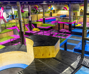 Win vouchers to the brand-new BOUNCE-X