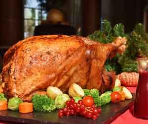 Win a Thanksgiving honey and rosemary Butterball turkey from Khalidiya Palace Rayhaan by Rotana