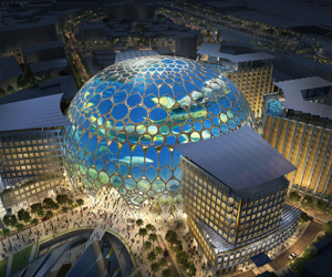 Win two tickets to Expo 2020 Dubai's 'World's Greatest Show in the making' tour!