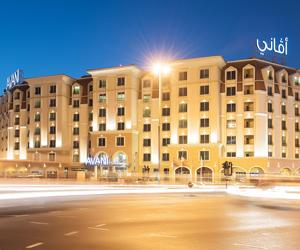 Win a two-night stay at Avani Deira Dubai Hotel