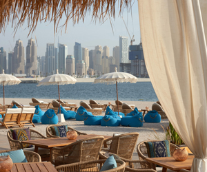 Win an al fresco lunch for two in Dubai