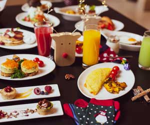 Win Festive Breakfast for two at Courtyard by Marriott, World Trade Center Abu Dhabi