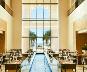 Win a Friday family lunch at  Fairmont The Palm in Dubai