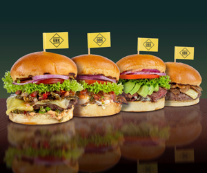 Win Dhs500 from Gourmet Burger Kitchen (GBK)