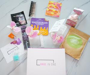 Win a Haul-istic Beauty Box