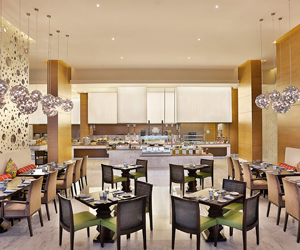 Win a family Friday lunch for two adults at Khayal Restaurant