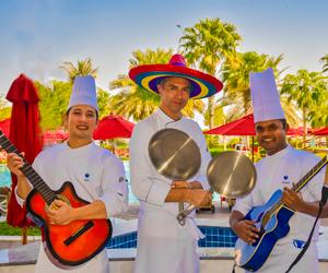 Win tickets to the vivacious Latin Food Festival at Khalidiya Palace Rayhaan by Rotana, Abu Dhabi