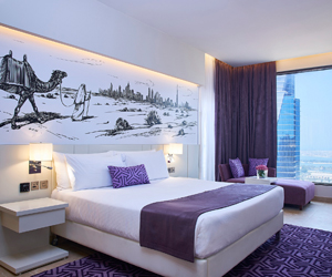 Win one-night stay at Mercure Dubai Barsha Heights – Hotel Suites and Apartments