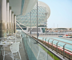 Win brunch and after-party package for two at the Origins brunch at Yas Hotel Abu Dhabi