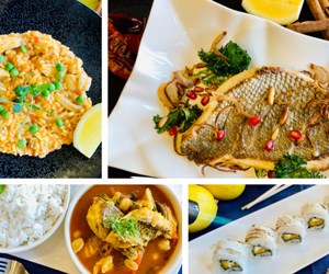 Win dinner for four at Khalidiya Palace Rayhaan by Rotana's Sealicious night