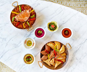 Win an exquisite iftar for two at The Terrace on the Corniche at The St Regis Abu Dhabi