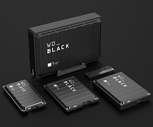 Win a WD Black P10 gaming storage HDD