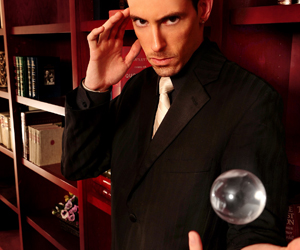 Win tickets to watch award-winning mentalist and illusionist Wayne Hoffman's virtual show