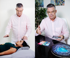 Win a session with world-renowned energy healer