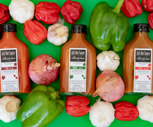 Win Dhs500 worth of Zafi Hot Sauce