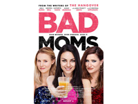Win two passes to the premiere of Bad Moms in Bahrain