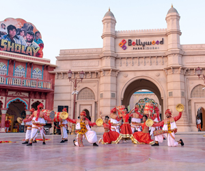 Win two tickets to the Bollywood Parks Dubai iftar