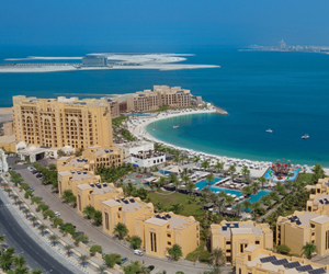 Win a brunch and stay for two at DoubleTree by Hilton Resort & Spa Marjan Island
