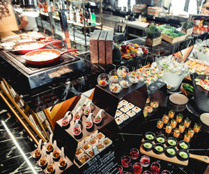Win a fabulous Rooftop Garden Brunch for two, at Eve Penthouse & Lounge.