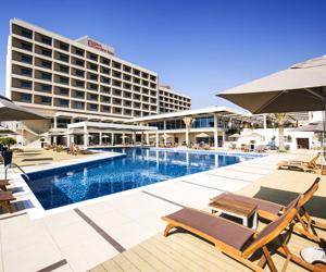 Win a one-night stay for two, full board at Hilton Garden Inn Ras Al Khaimah
