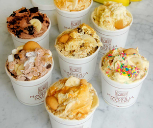 Win two party-sized banana pudding bowls from Magnolia Bakery