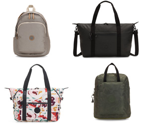 Win a Kipling bag from the new FW19 collection
