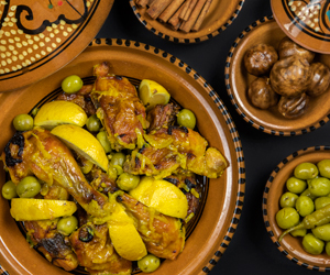 Win a family iftar for four at Yalumba