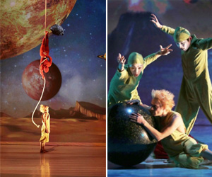 Win a pair of tickets to see Le Petit Prince at Dubai Opera