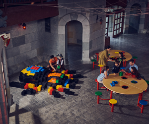 Win a visit to LEGOLAND Dubai for all the family to go brick or treating!