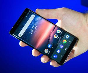 Win a Nokia 8 Sirocco