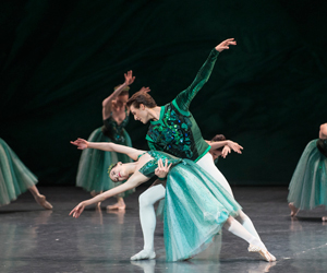 Win tickets to The Paris Opera Ballet Jewels by George Balanchine at the Abu Dhabi Festival on March 30th