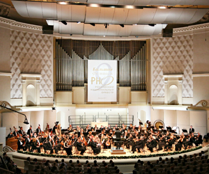 Win two tickets to see the Russian National Orchestra in Abu Dhabi
