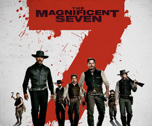 Win passes to the premier screening of The Magnificent Seven showing on September 20th at Novo Cinemas Muharraq, Seef Mall