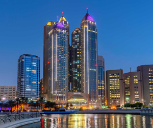 Win an overnight stay with breakfast for two people at Sofitel Abu Dhabi Corniche