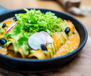Win a fully Mexican vegan dinner at La Tablita!