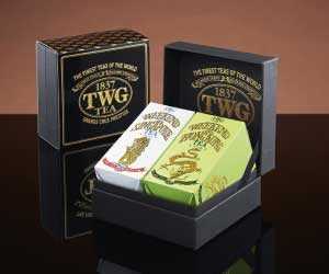 Win The Haute Couture collection from TWG Tea