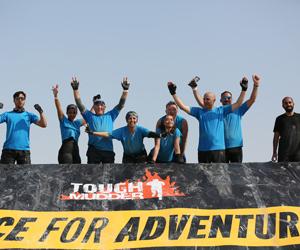Win two tickets to Jeep Tough Mudder Dubai Festival City!