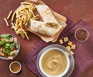 Win a Dhs500 voucher from Zaatar w Zeit